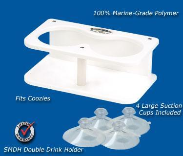APF Marine Cup Beverage Holder Wall Mount for Boat Yacht Fishing