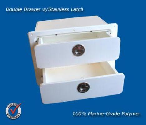 DRW-2 Double Drawer