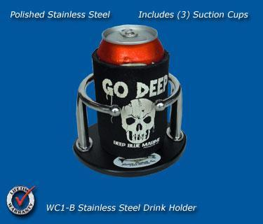 WCH-1 Stainless Cup Holder