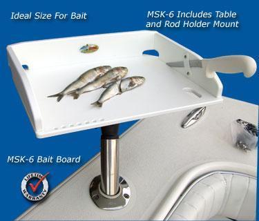Msk 6 Bait Table