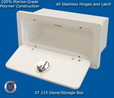 Tackle Boat Storage St115 Glove Box Marine Boating And