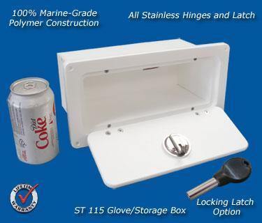 Charming ST115 Glove Box