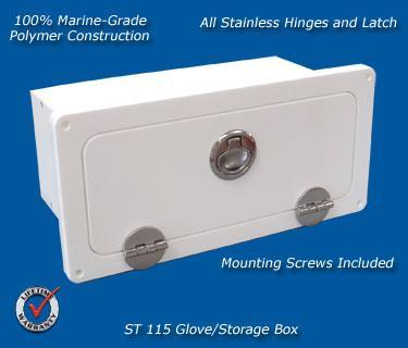 ST115 Glove Box