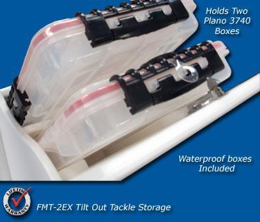 FMT-2EX Tilt Out Tackle Storage