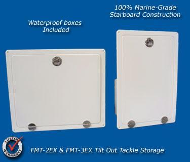FMT-3EX Tilt Out Tackle Storage