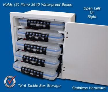 Tk 6 Plano Storage Box