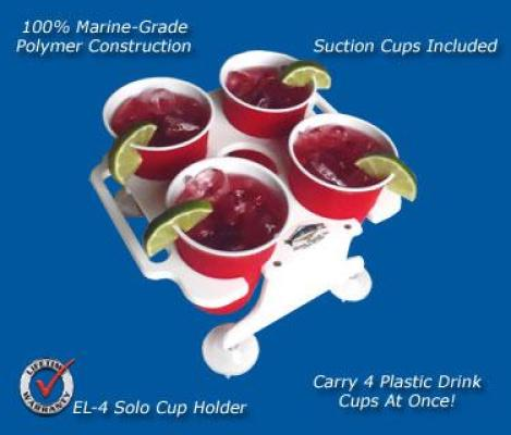 EL-4 Solo Cup Holder