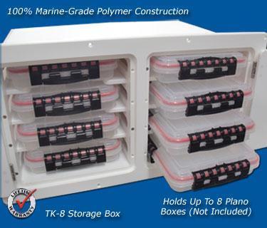 Tackle Boat Storage Tk 8 8 Box Tackle Storage Marine