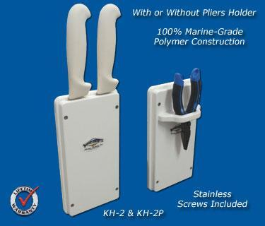 KH-2 Screw mount Knife Holder