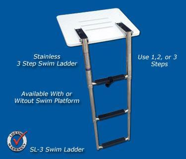 Triple Step Ladder
