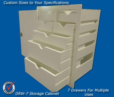 Tackle/Boat Storage DRW-7 Storage Cabinet | Marine, Boating And ...