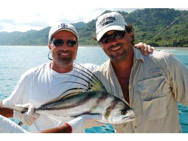 Todd Frankel Rooster Fish Costa Rica